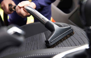 Car Seat Cleaning Service App