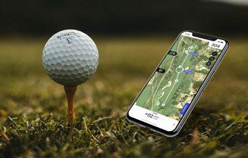 Golf Scorecard, Shot Tracking & GPS App