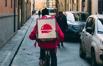 Online Food Ordering & Delivery Platform Development