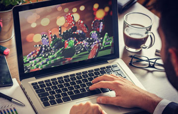 Virtual Betting Game Platform