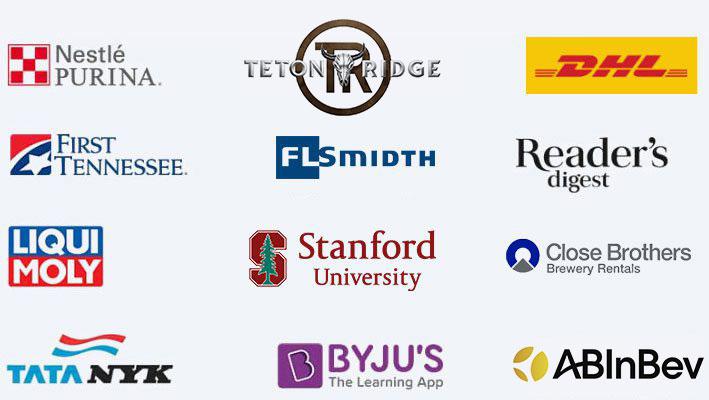 Trusted Digital Partner of Fortune 500 Brands
